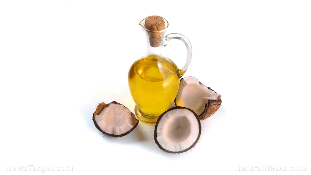The antifungal properties of coconut oil extend even to opportunistic pathogens: Study