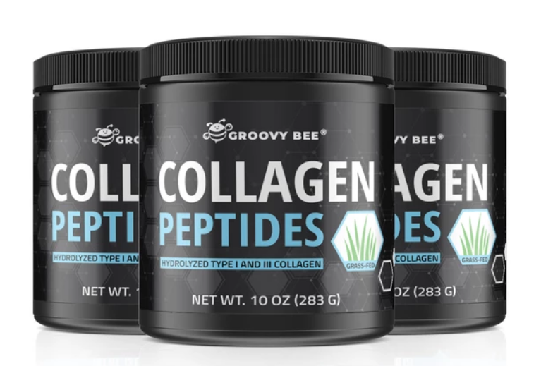 "We've completed the lab testing: ""Groovy Bee"" Collagen Peptides (hydrolyzed collagen) now available through the Health Ranger Store"