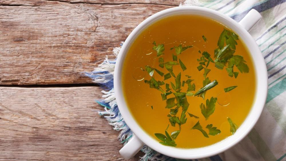 Hearty Chicken Soup for Colds and Flu