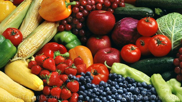 Why eating raw organic produce is good for your health