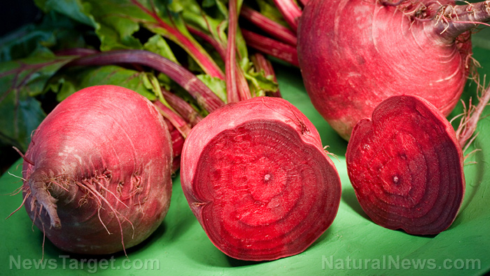 "Turn the ""beet"" around: Calm your IBS with fermented beet kvass"
