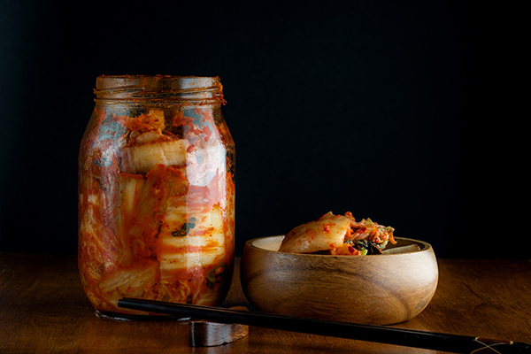 Airfry Kimchi Porkchop Pocket - theairfryrecipes.com