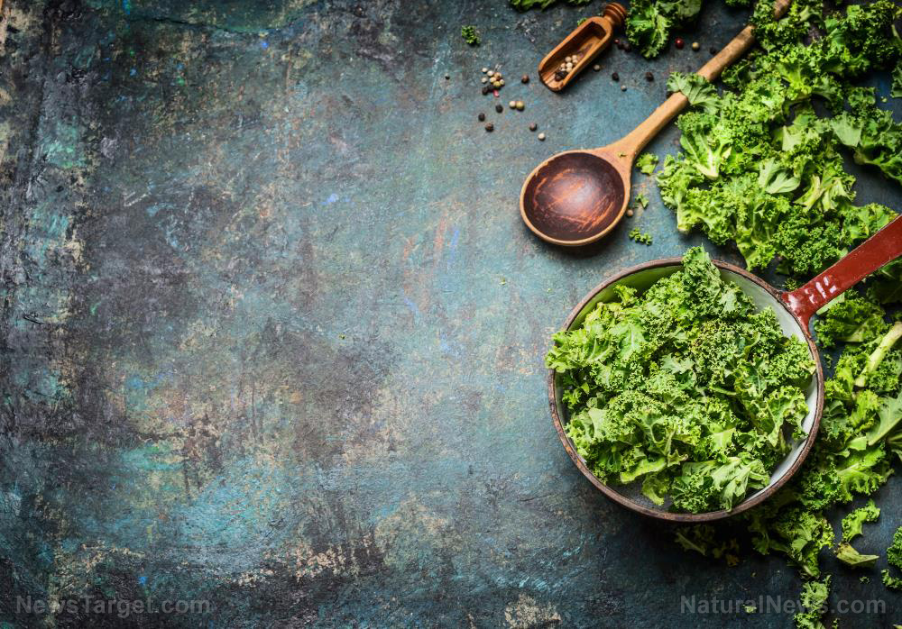8 Good reasons you should eat kale every day (recipe included)